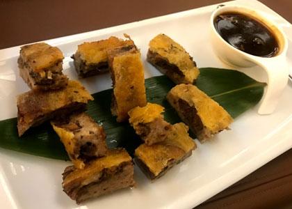 блюдо ресторана Mey Mey