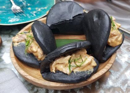 блюдо ресторана Voltereta