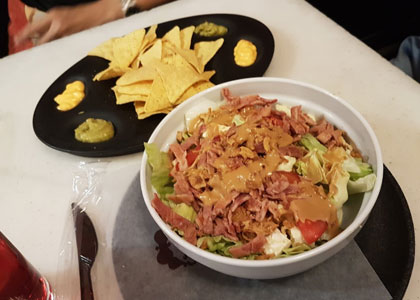 блюдо в 100 Montaditos