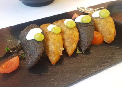 блюдо в ресторане Ameyal