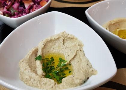 блюдо в ресторане Beirut