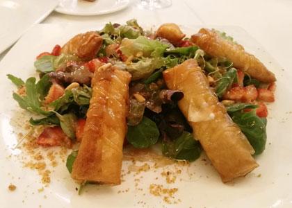 блюдо в ресторане Cami Vell
