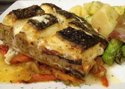 блюдо в ресторане Civera