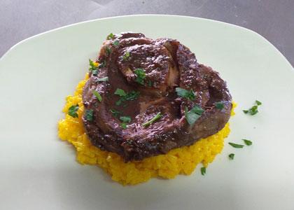 блюдо в ресторане Da Carlo