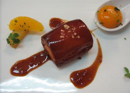 блюдо в ресторане Submarino