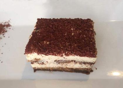 десерт в ресторане La Fitorra