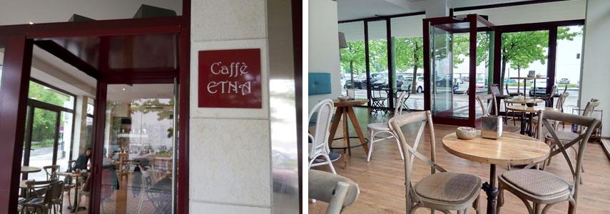 кофейня Caffe Etna