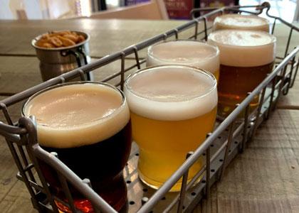крафтовое пиво в Bee Beer