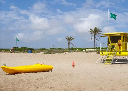 нудистский пляж El Prat de Llobregat
