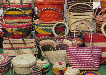 плетеные изделия