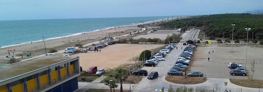 пляж El Prat de Llobregat