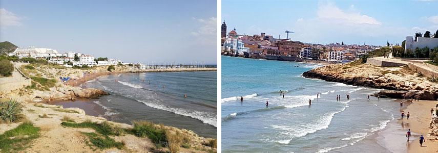 пляж Els Balmins