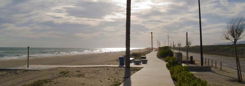 пляж Platja Naturista