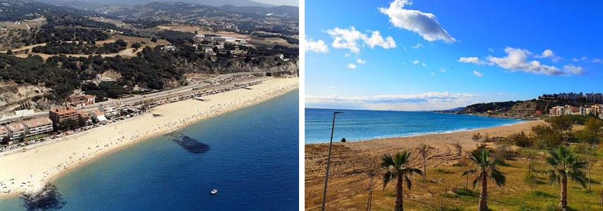 пляж la Picordia