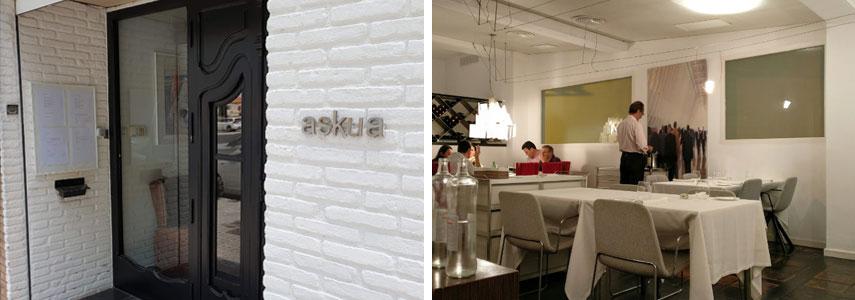 ресторан Askua