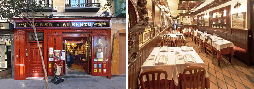 ресторан Casa Alberto