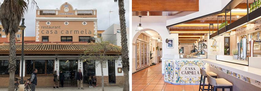 ресторан Casa Carmela