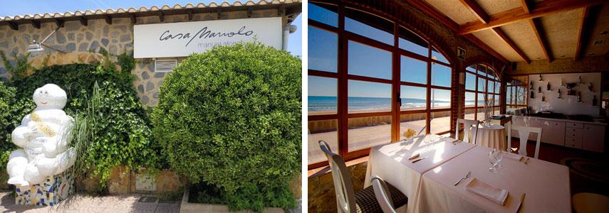 ресторан Casa Manolo