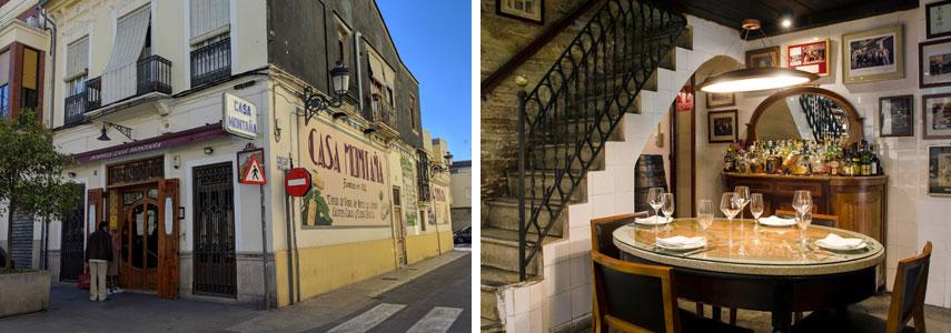 ресторан Casa Montaña
