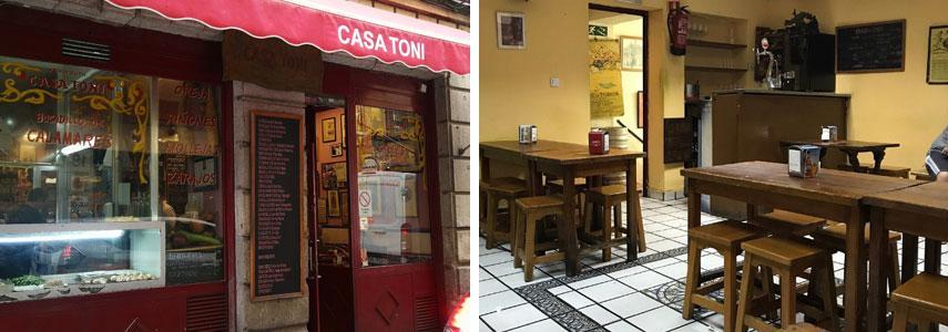 ресторан Casa Toni