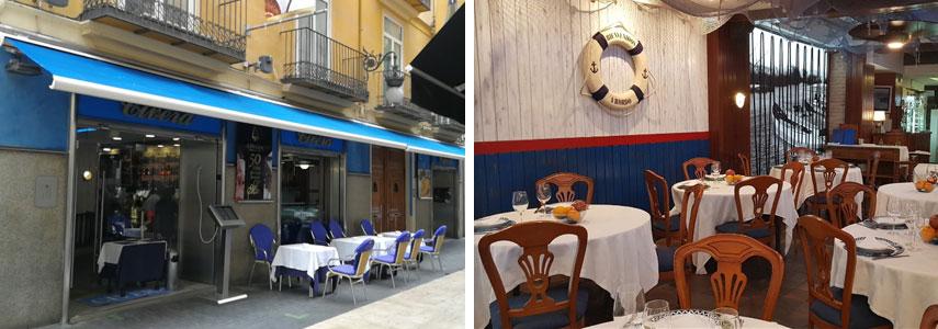 ресторан Civera