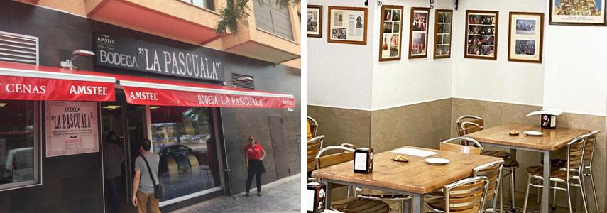 ресторан La Pascuala