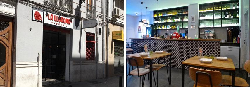 ресторан La llorona