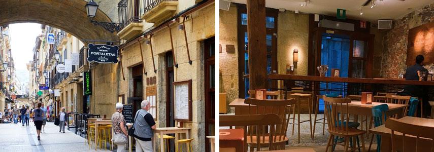 ресторан Mesón Portaletas
