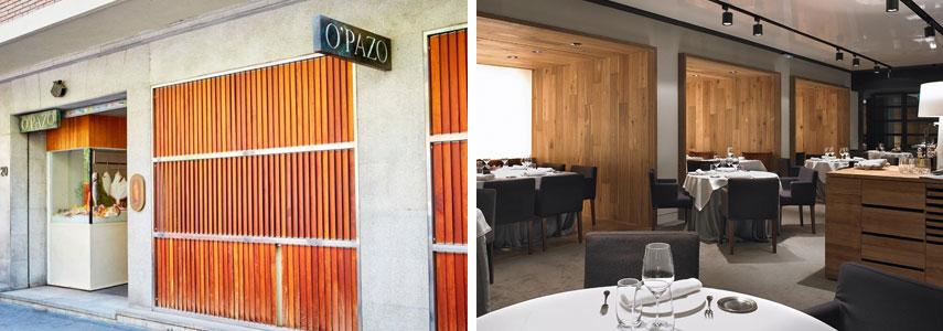 ресторан O pazo