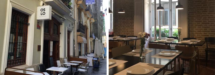 ресторан Oslo