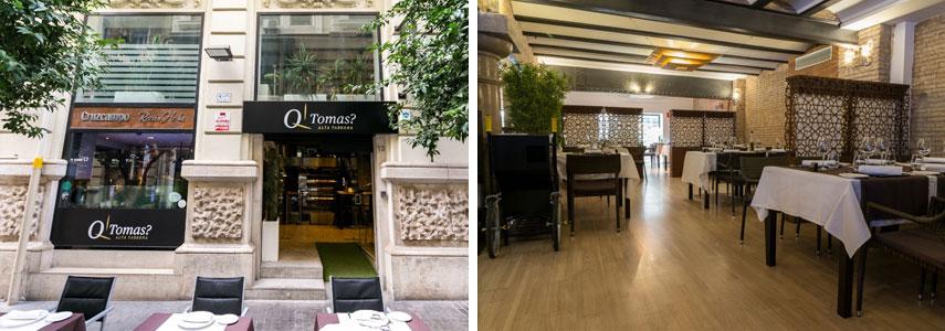 ресторан Q'tomas
