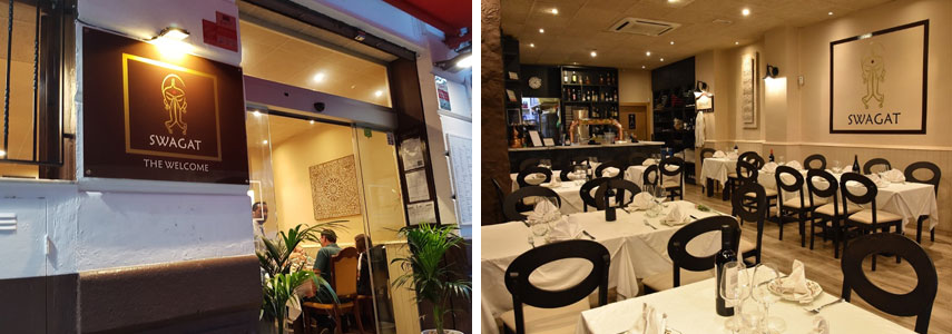 ресторан Swagat