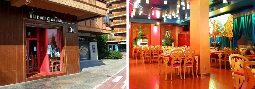 ресторан Turangalila
