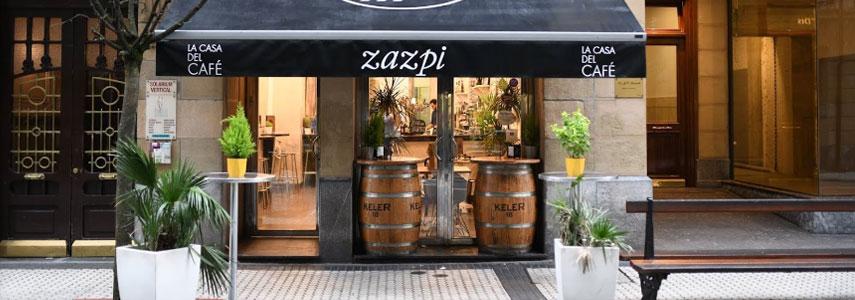 ресторан Zazpi