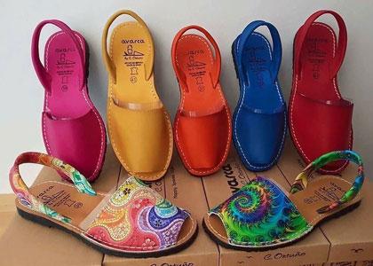 сандалии абарки