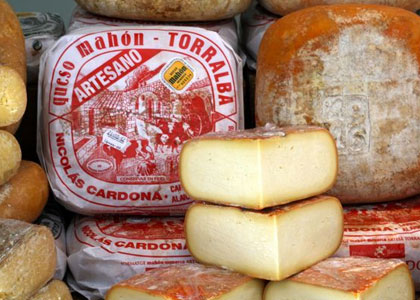 сыр Mahon