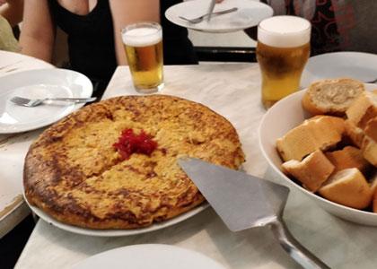 тортилья из Pez Tortilla