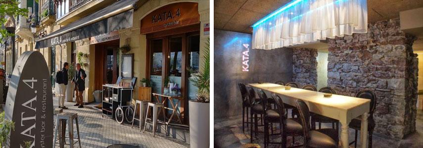 устричный бар Kata4