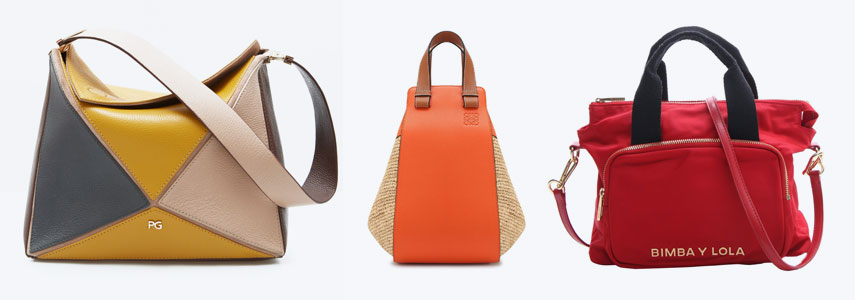женские сумки из Испании