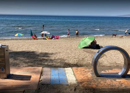 Берег пляж Канина