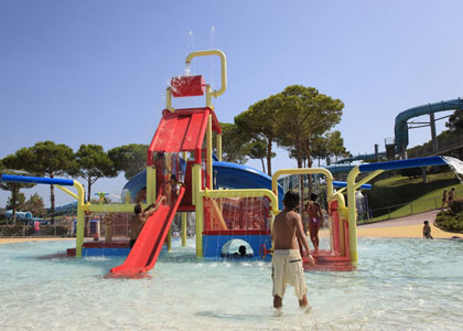 Aquapark Water World парк ллорет де мар