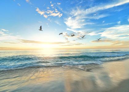 Аутентичные пляжи
