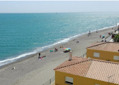 Берег пляжа
