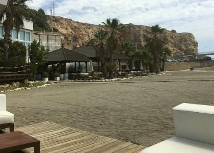 Эль Кандадо берег