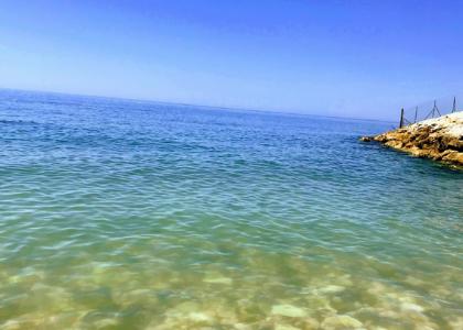 Эль Кандадо море