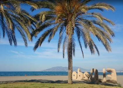Вид на Пляж Эль Дедо