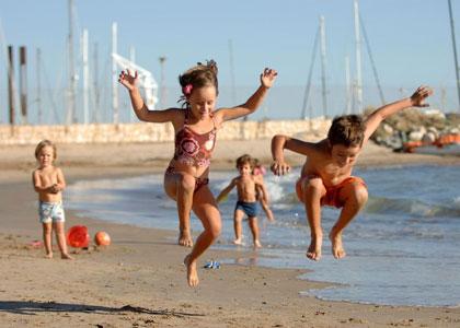Дети в Валенсии