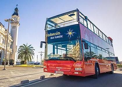 Экскурсионный туристический автобус