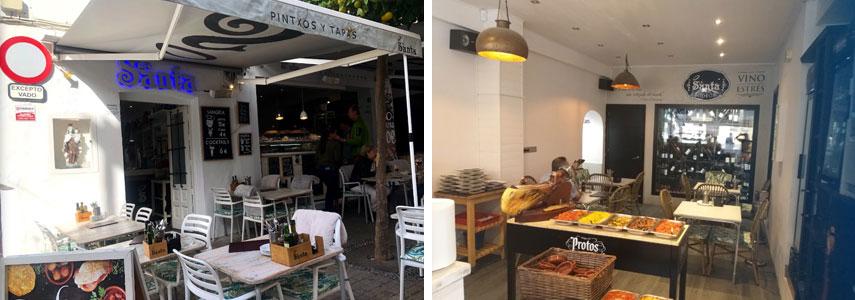 Gastrobar Marbella la Santa