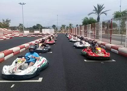 Картинг в Kart&Fun